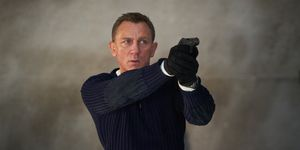 Daniel Craig, James Bond, No Time to Die