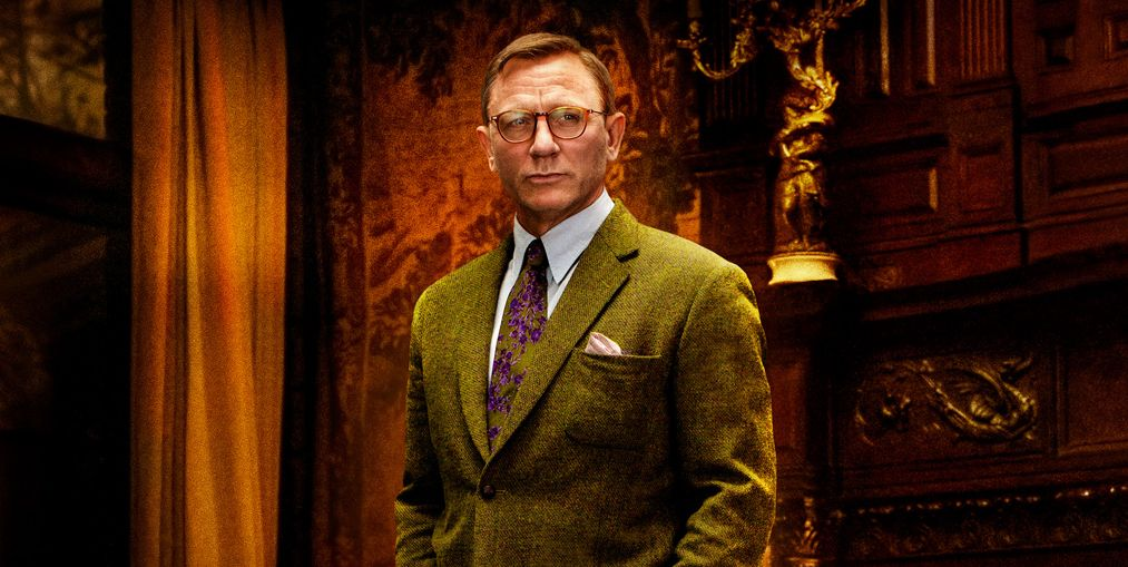 Daniel Craig's Knives Out sequel is officially happening