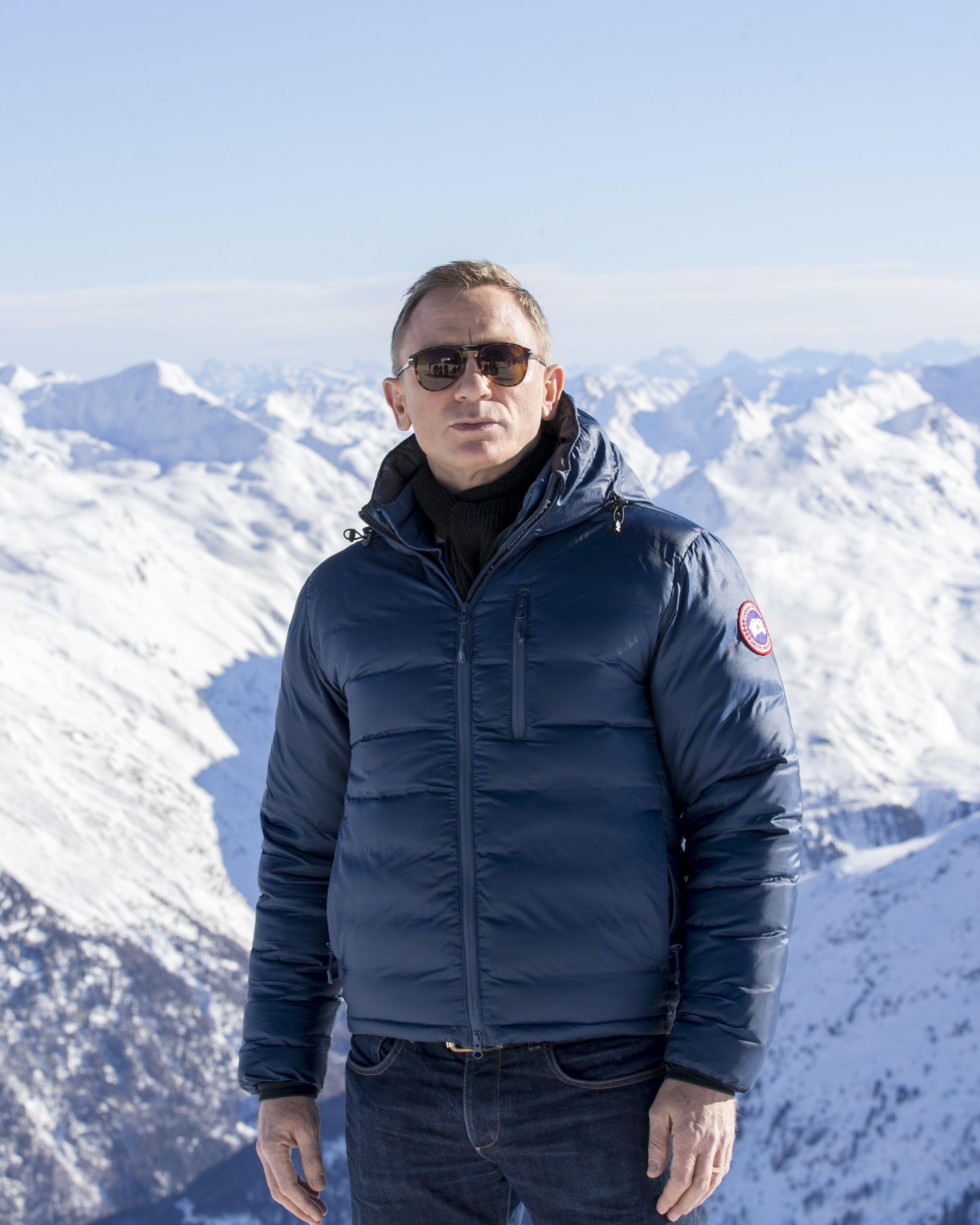 2. Daniel Craig