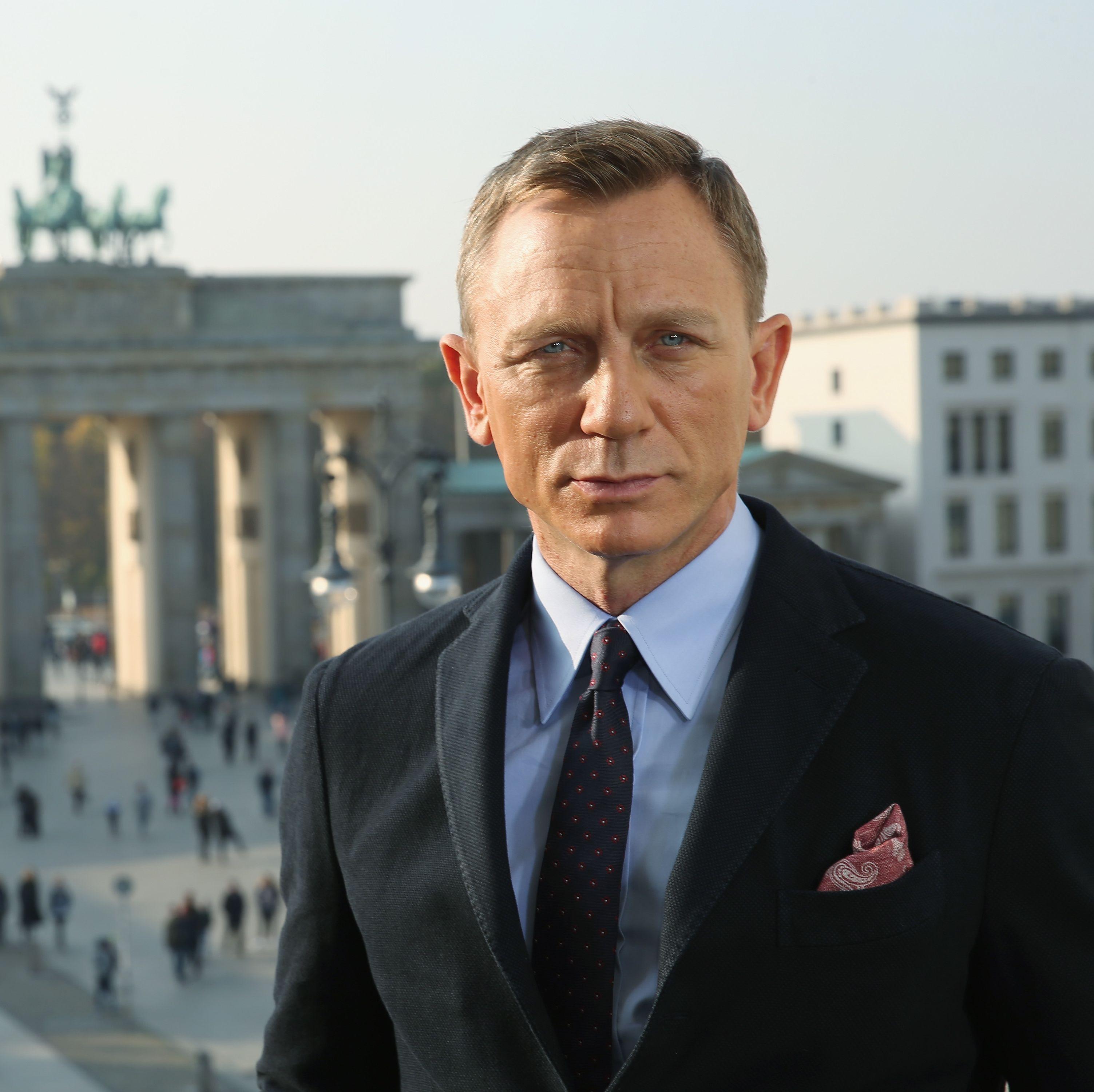 007」最新作の撮影中に負傷した...