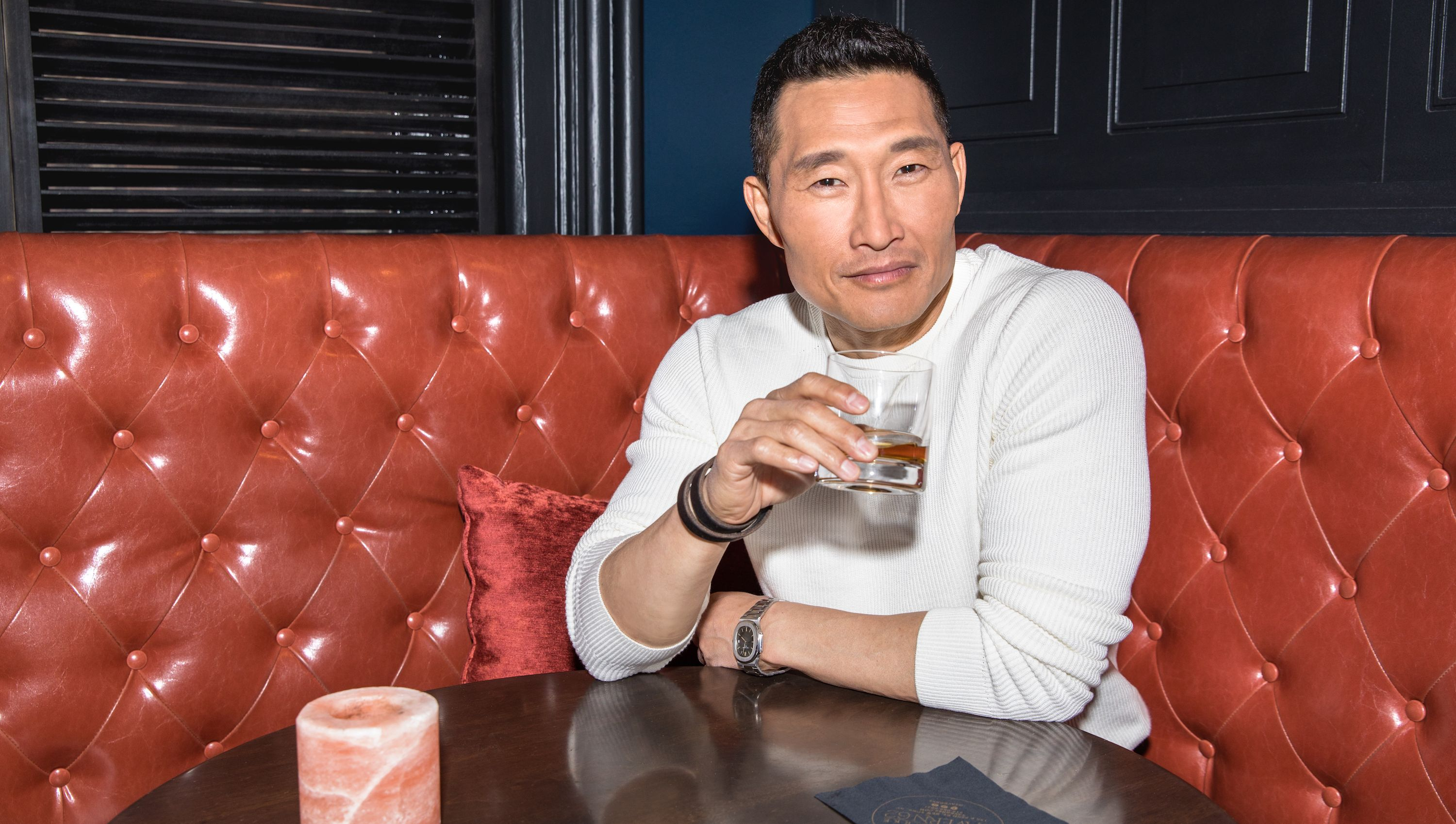 Daniel Dae Kim Doesn't Have a Bad Side