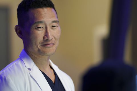 Daniel Dae Kim Talks Hellboy The Good Doctor And Asian American