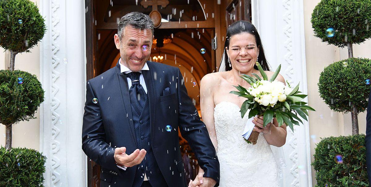 Daniel Ducruet, ex de Estefanía de Mónaco, se casa por