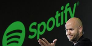 Daniel Ek, CEO de Spotify