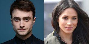Daniel Radcliffe defends Meghan Markle