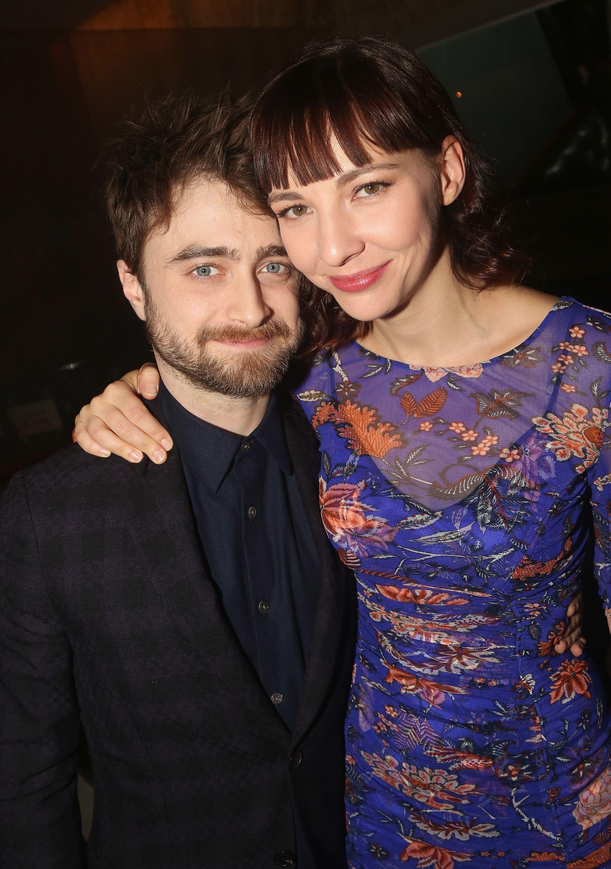 Who Is Erin Darke Meet Daniel Radcliffe S Actress Girlfriend