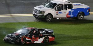 NASCAR Cup Series Bluegreen Vacations Duel 1
