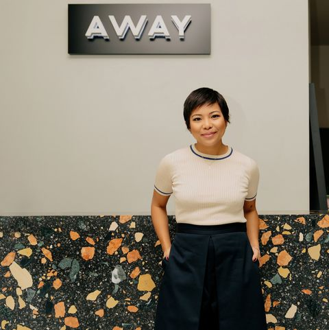 What I Wear to Work: Jen Rubio, President and Chief Brand Officer of Away