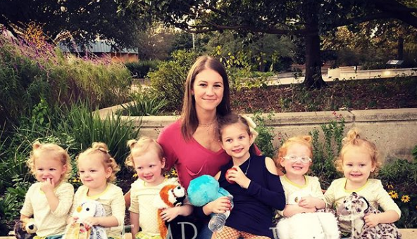 Danielle Busby from 'OutDaughtered' Opens Up About Her Infertility