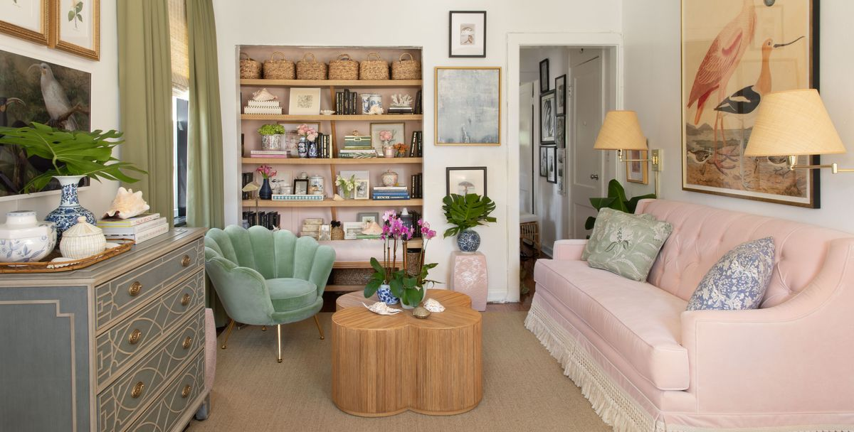 Style Bungalow Blogger Stephanie Hill S Apartment Makeover