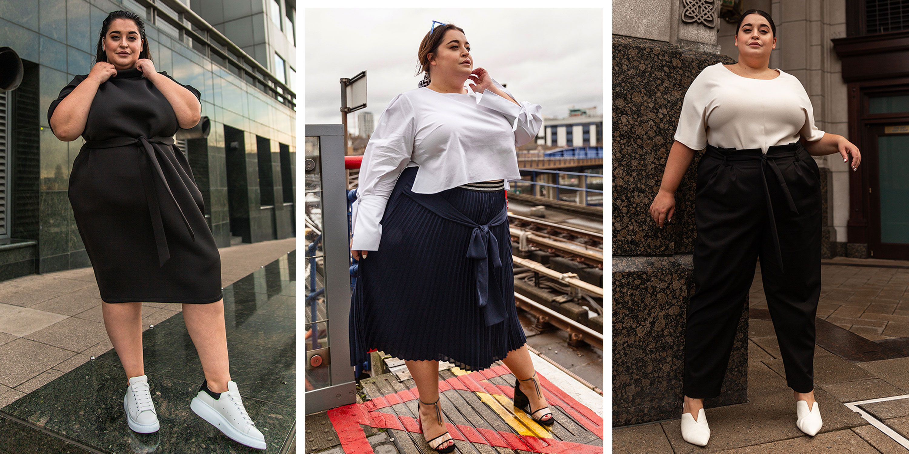 River Island has removed its plus size clothing range from