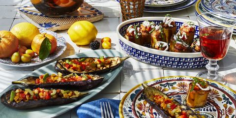 Summer recipes daniel bouluds mediterranean recipe for sweet and mediterranean summer recipes daniel bouluds mediterranean recipe for sweet and sour glazed eggplant forumfinder Choice Image