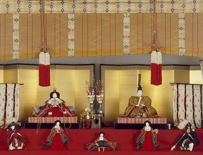 段飾り雛 京都国立博物館蔵