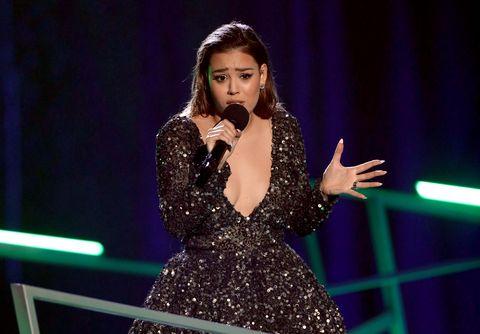 danna paola en los premios spotify en méxico