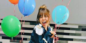 Danna Paola celebra su cumpleaños