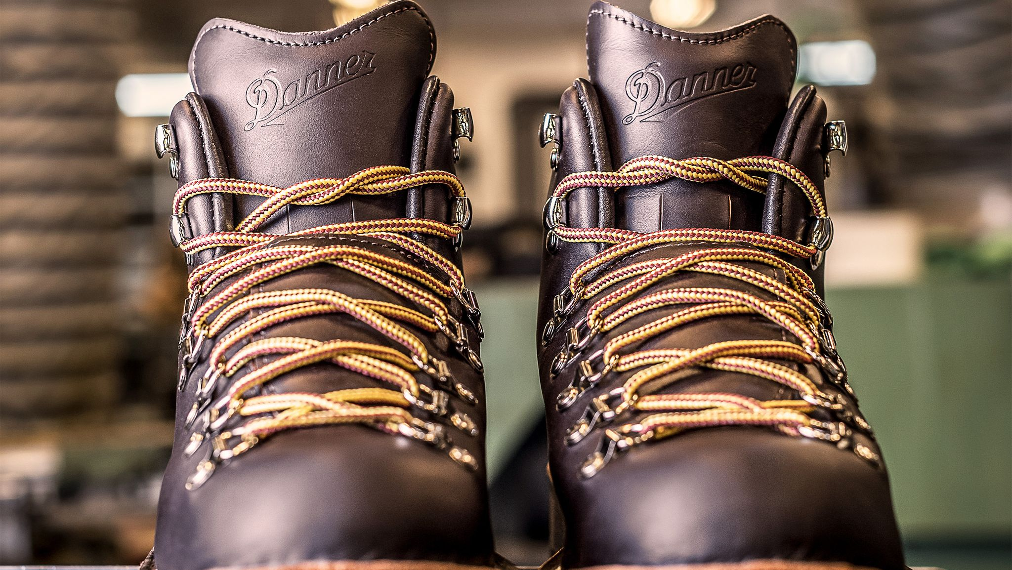 Everything That Goes Into Making a Danner Boot
