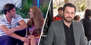 Bad news, Love Island fans: Danny Dyer's been spotted in America