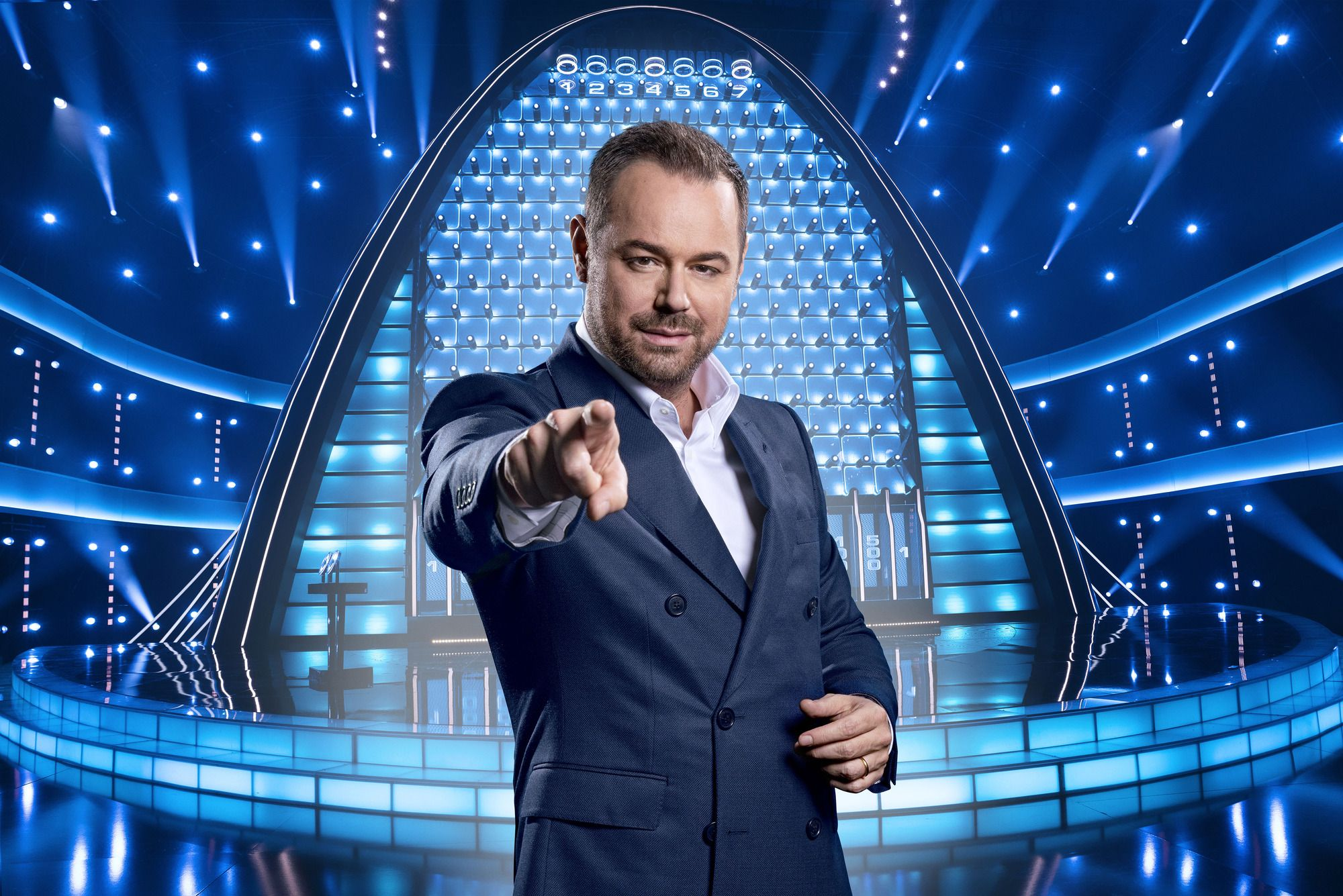 BBC confirms the future of EastEnders star Danny Dyer's game show The Wall
