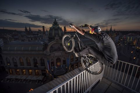 Danny MacAskill Reveals His Secret to Learning Backflips