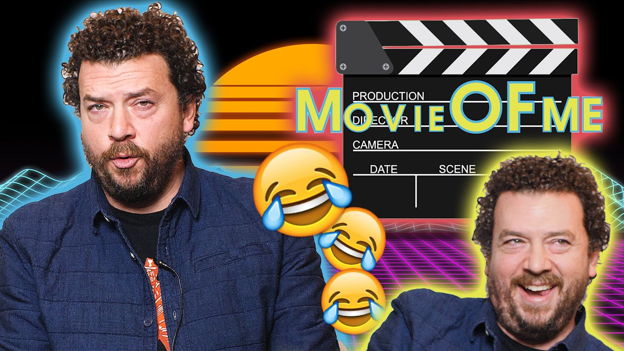 Danny McBride reveals his bizarre biopic movie in Digital Spy's Movie of Me