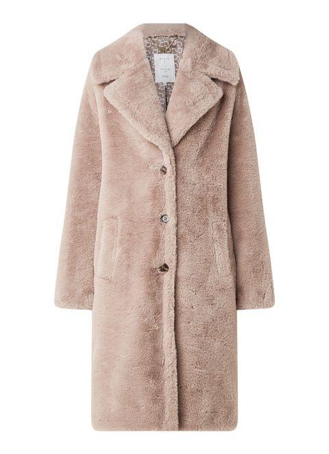 dante 6 faux fur jas bijenkorf winter 2020