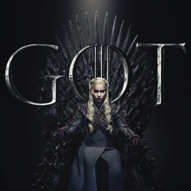 Daenerys (EMilia Clarke) en la temporada 8 de Juego de tronos