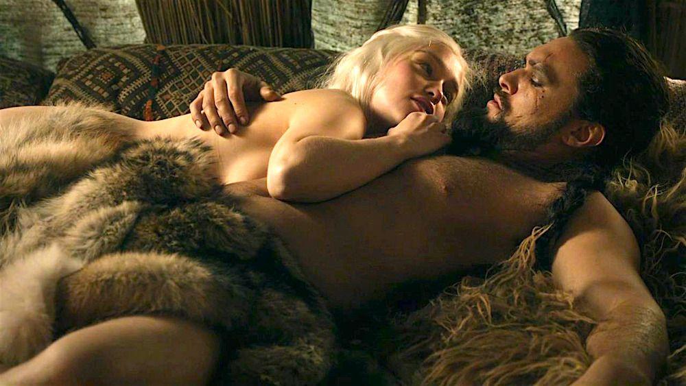 Game of the thrones sex scenes
