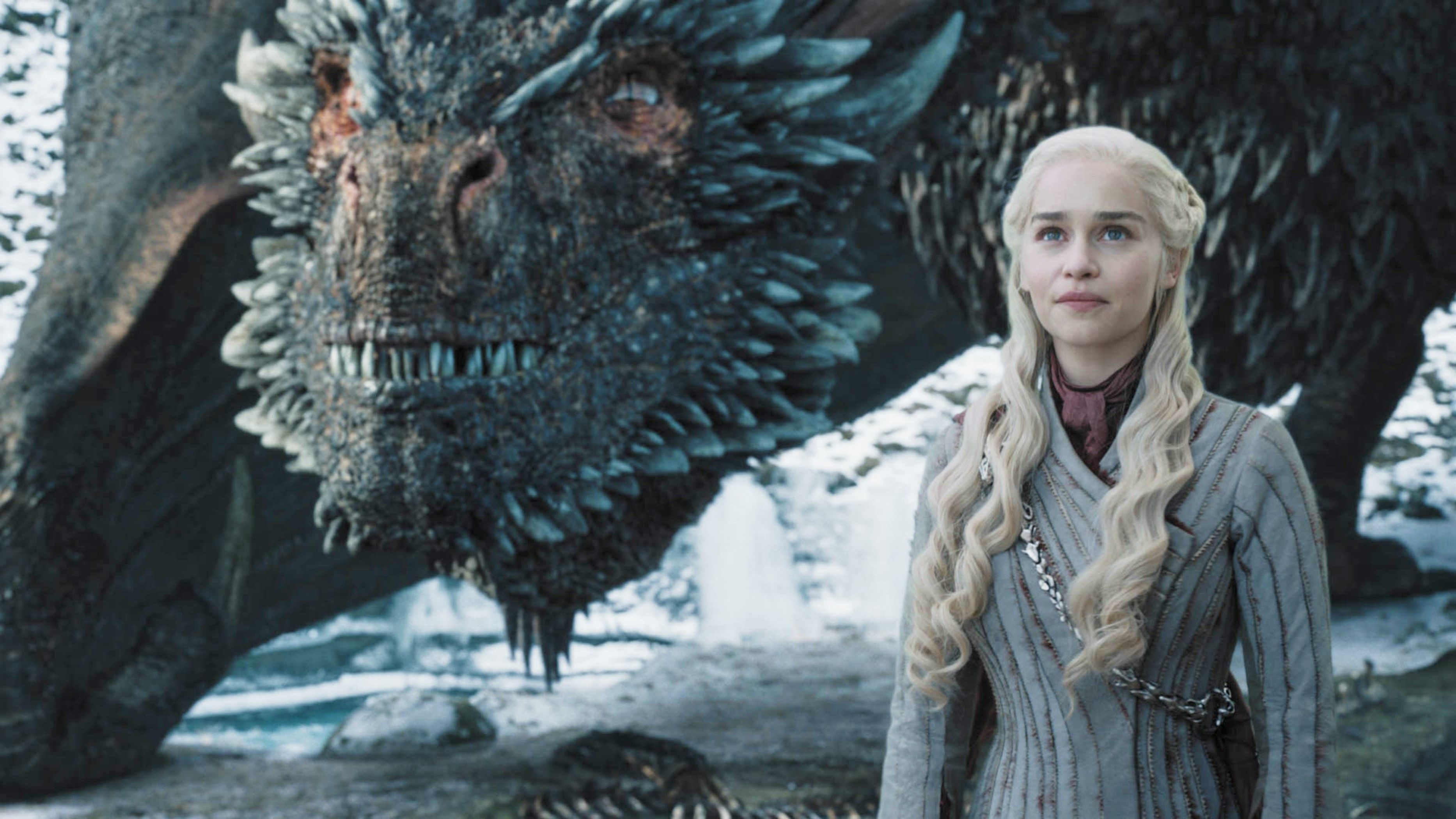 Where Does Drogon Take Daenerys' Body at the End of 'Game of Thrones'?