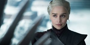 Dany - Emilia Clarke - Game of Thrones finale