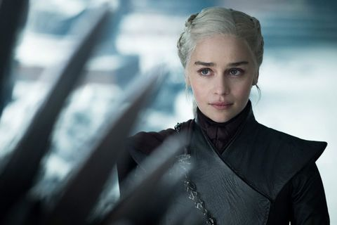 Dany - Emilia Clarke - Game of Thrones finale