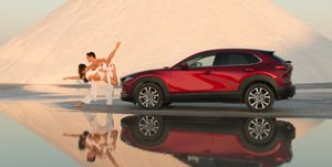 Mazda diseño kodo coreografía