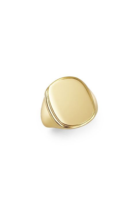 Gold jewellery  - gold ring