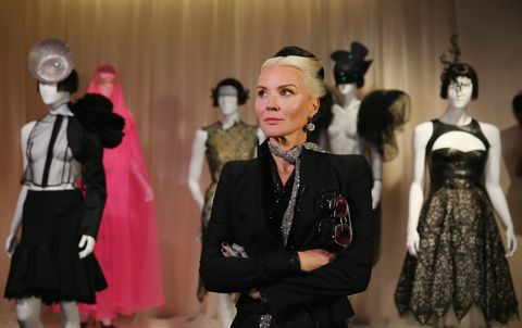 daphne guinness launches isabella blow a fashionable life