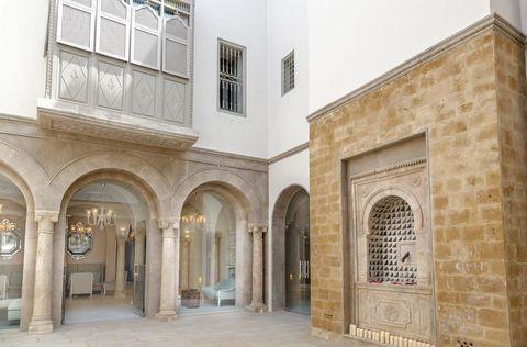 Hotel y spa Dar El Jeld, Túnez