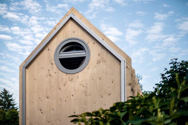 cabina ecosostenibile fai da te di hello wood