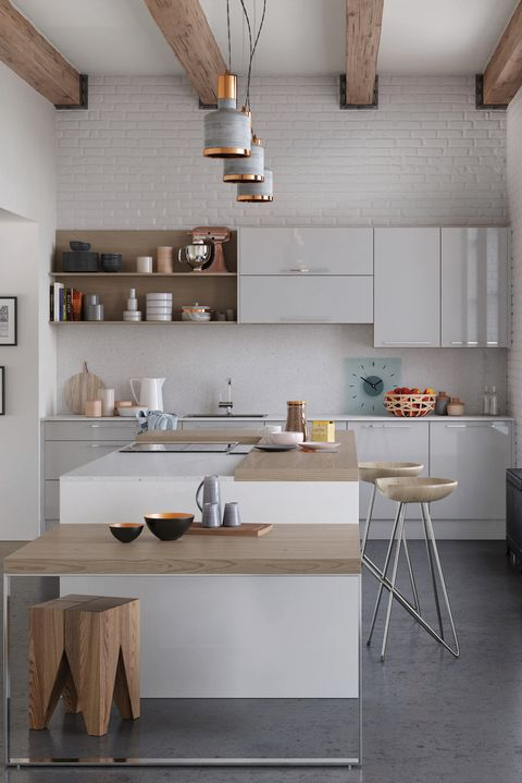 Darga contemporary kitchen, Caple