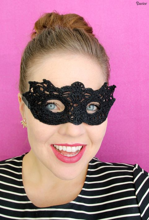 Expensive Masks For Halloween.25 Easy Diy Halloween Masks How To Make A Halloween Mask