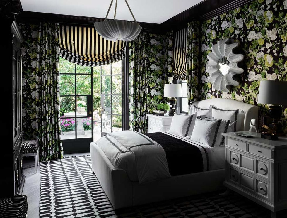 22 Gorgeous Dark Bedrooms Bedrooms With Dark Color Palettes