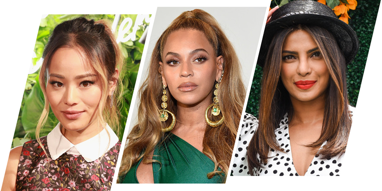 6 prettiest highlights for dark brown hair brown hair highlight and theyre all zero maintenance because we know how much you hate the salon pmusecretfo Image collections