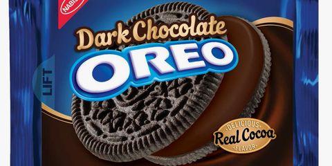 Oreo, Cookies and crackers, Snack, Food, Cookie, Baked goods, Dessert, Chocolate, Finger food, Cuisine,