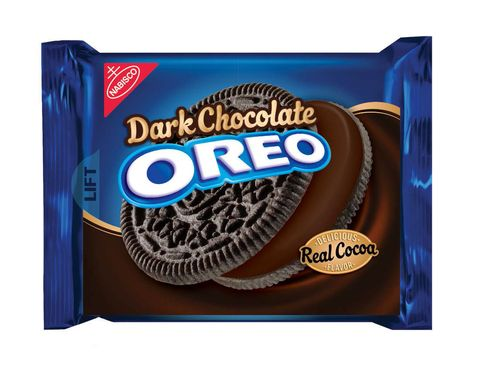 Oreo, Cookies and crackers, Snack, Food, Cookie, Sandwich Cookies, Chocolate, Baked goods, Finger food, Confectionery,