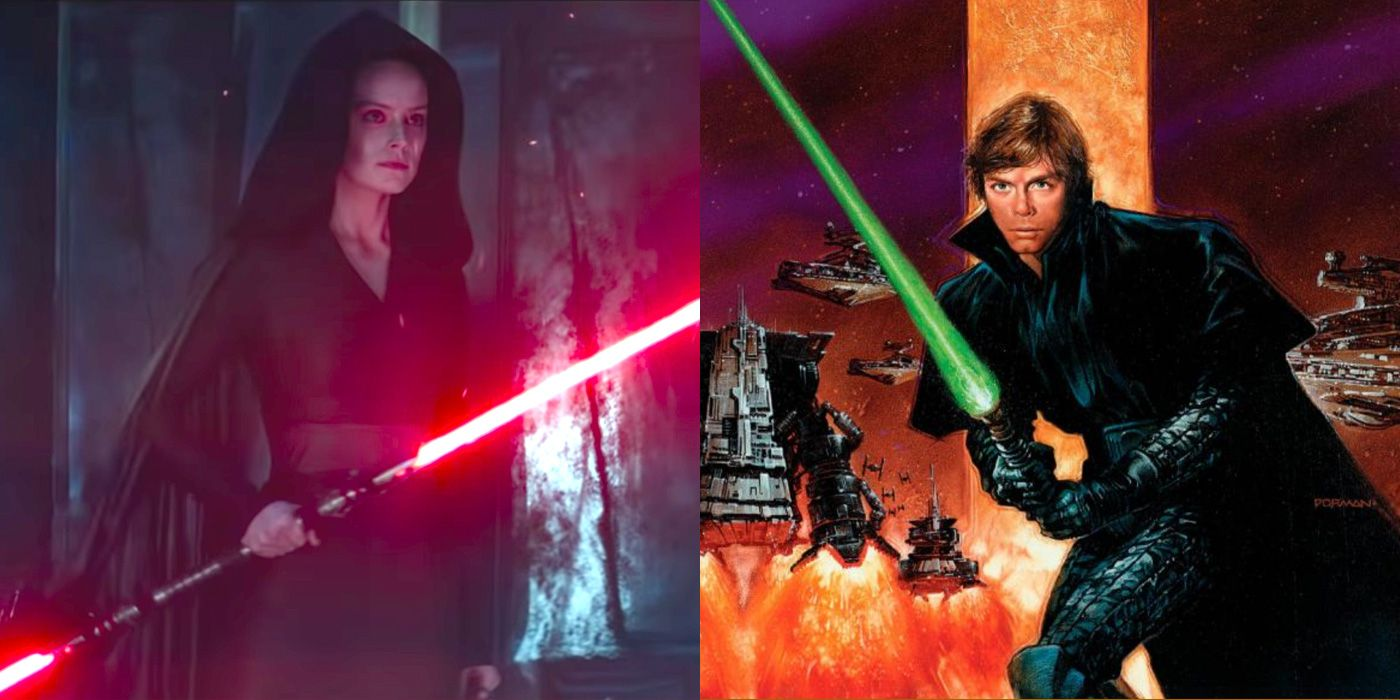 These '90s Star Wars Comics Might Hold a Spoiler For the Big Palpatine Twist in The Rise of Skywalker