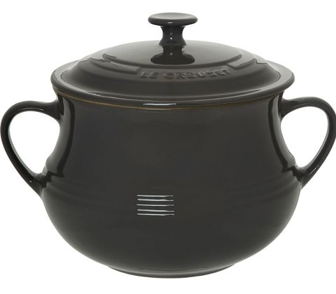 Dark Grey Stone Soup Pot 3.8L, Le Creuset