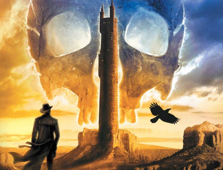 Dark Tower vol 7 book cover