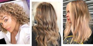 Dark blonde hair ideas