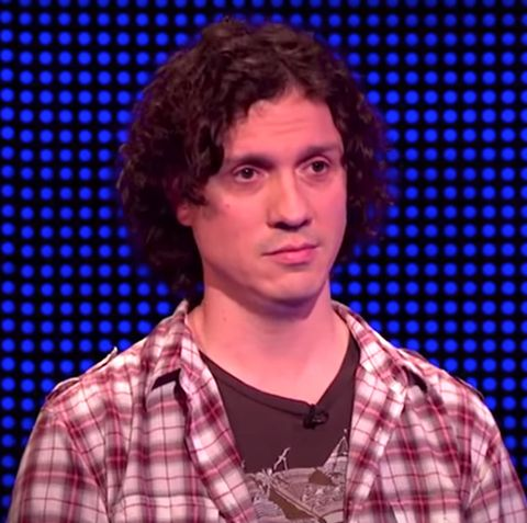 darragh ennis on tv show the chase