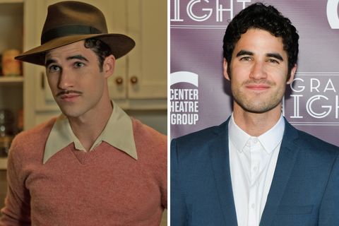 darren criss, hollywood