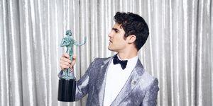 Darren Criss - winnaar SAG Awards 2019