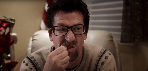 Kirk Cameron Saving Christmas.Meet The Worst Christmas Movie Ever Made