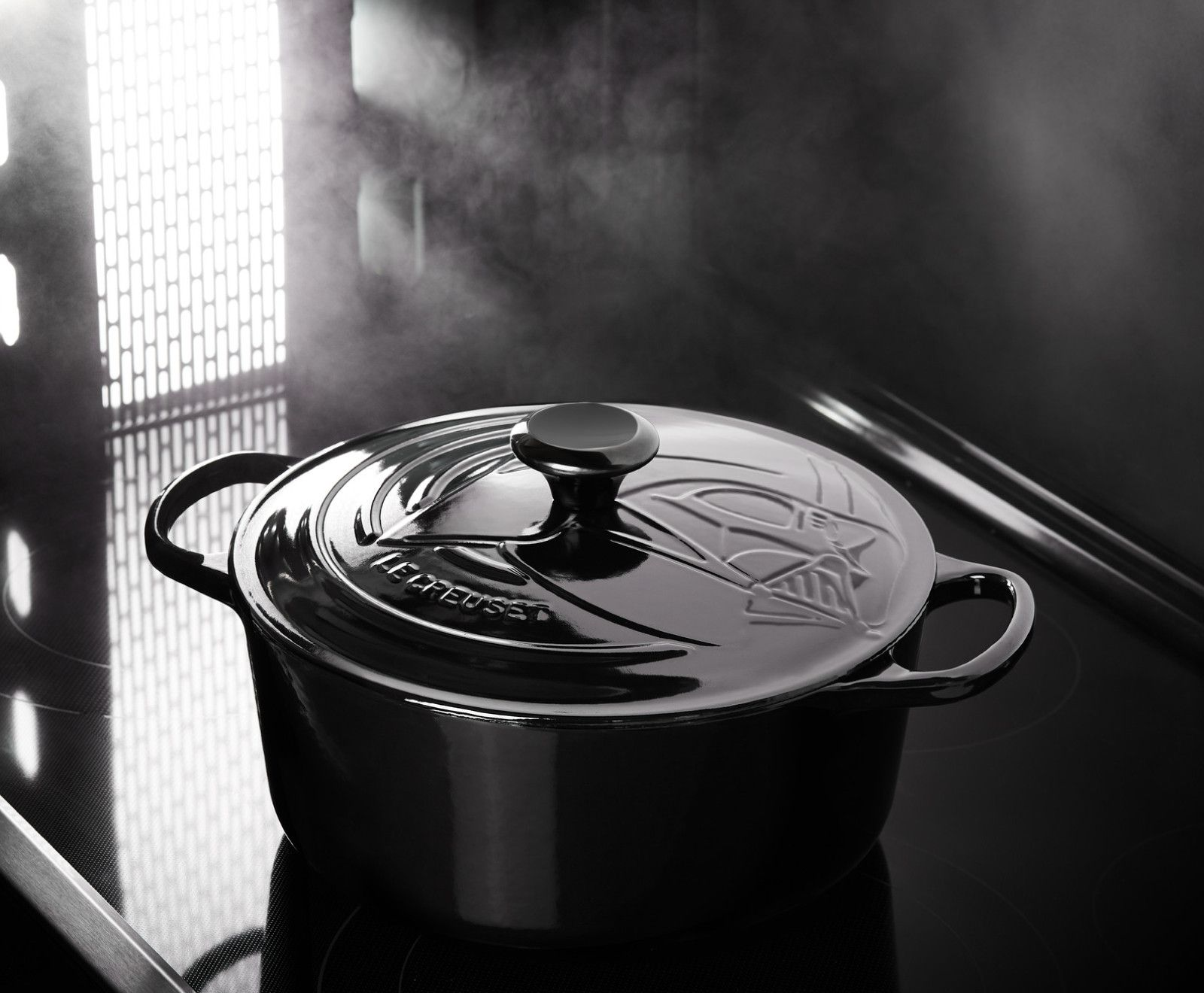 Le Creuset Launched a Star Wars Cookware Collection with Darth Vader and Droids